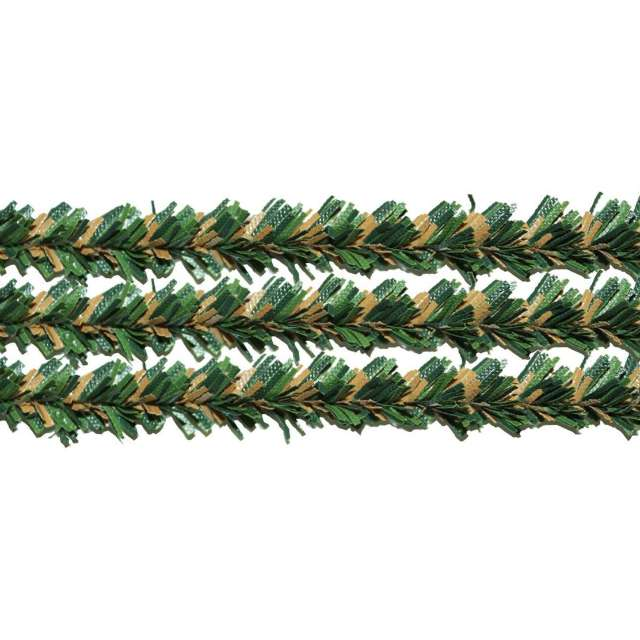Druciki kreatywne Wycior - Choinka zielony Titanum 30 cm 30 szt