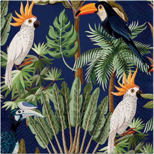 _xx_Serwetki Papugi w Dżungli