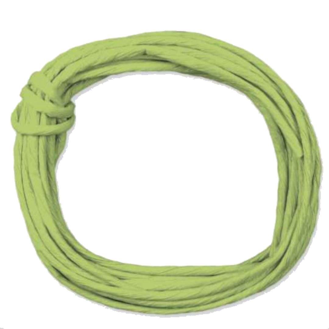 """Sznurek """"Papierowy"""", zielone jabłuszko, Titanum, 5 m"""