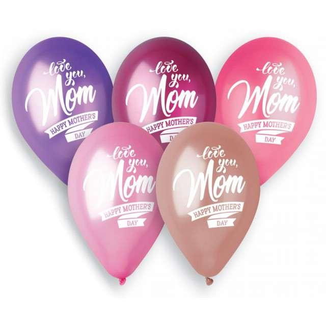 "Balony Premium ""Mathers day"", Gemar B. 13"", 5 szt."