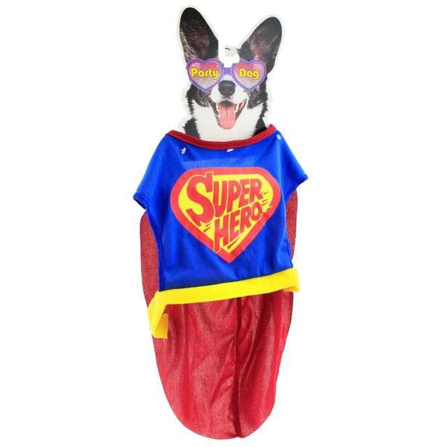_xx_Strój dla pieska Super Bohater rozm. un