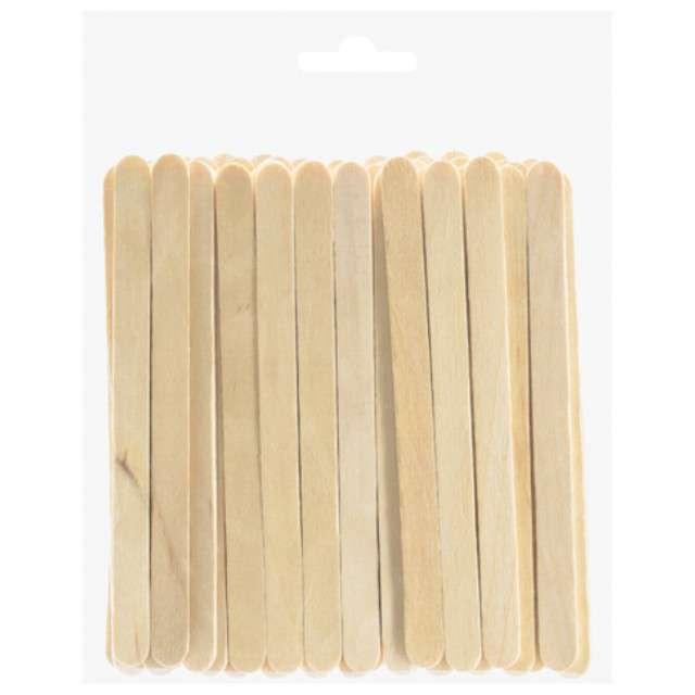_xx_Patyczki drewniane 1x13cm (1 op. / 50 szt.)