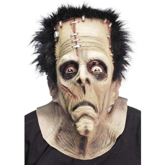 "Maska ""Potwór Frankensteina"", lateksowa, Smiffys"