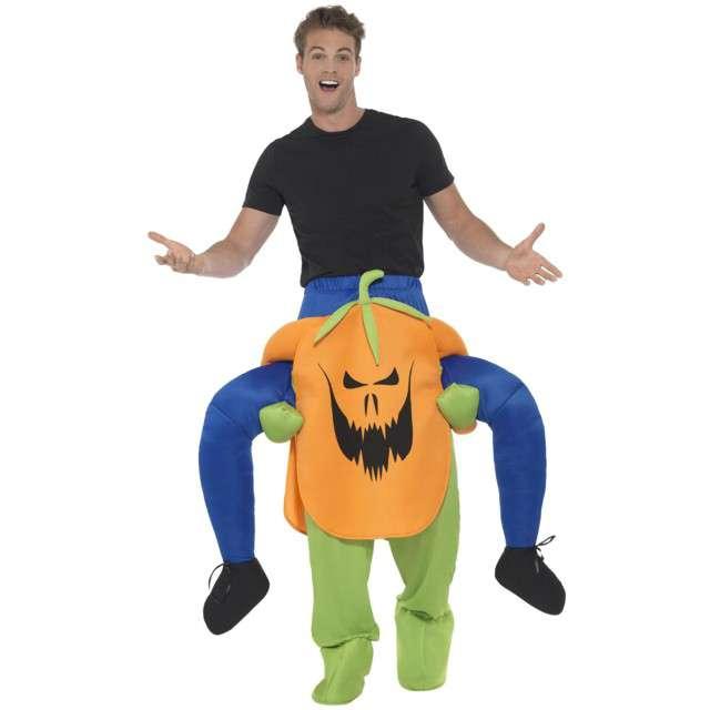 """Strój dla dorosłych """"Na barana - Halloweenowa Dynia"""", Smiffys"""