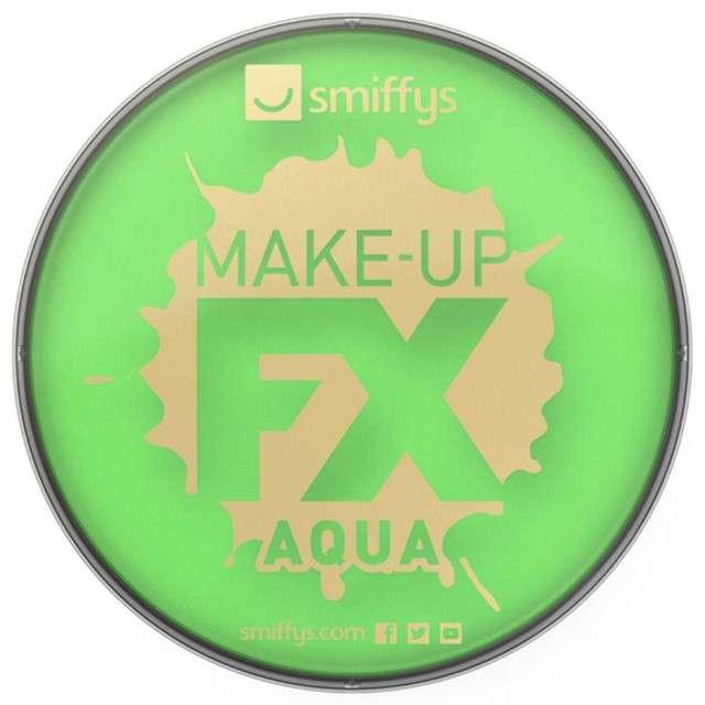 Make-up party Farba do Makijażu zielona limonkowa Smiffys 16 ml