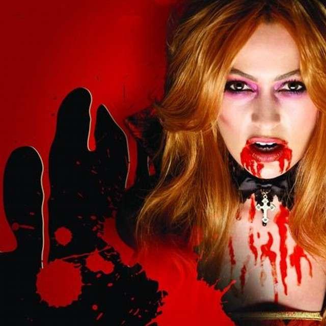 Krew w tubce Wampir czerwona Smiffys 28 ml