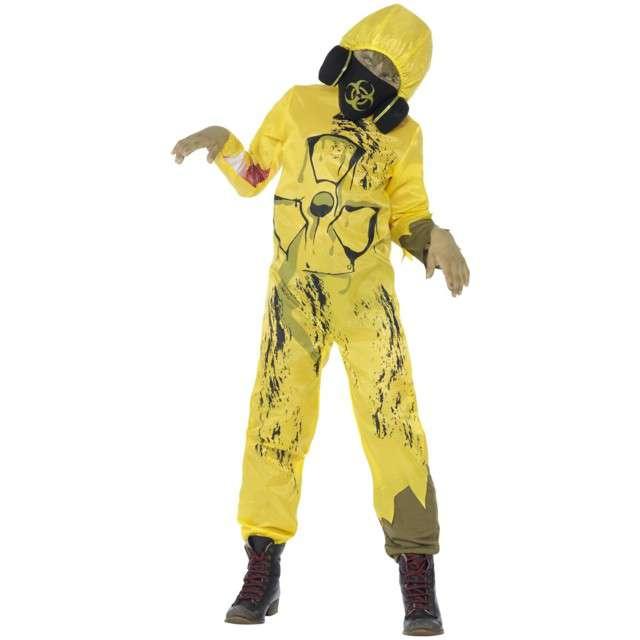 """Strój dla dzieci """"Biohazard Yellow"""", żółty, Smiffys, rozm. L"""