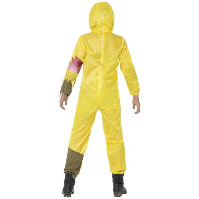 Strój dla dzieci Biohazard żółty Smiffys rozm. M