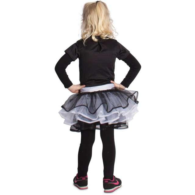 Strój dla dzieci Szkieletorka Tutu Folat rozm. 6-8 lat