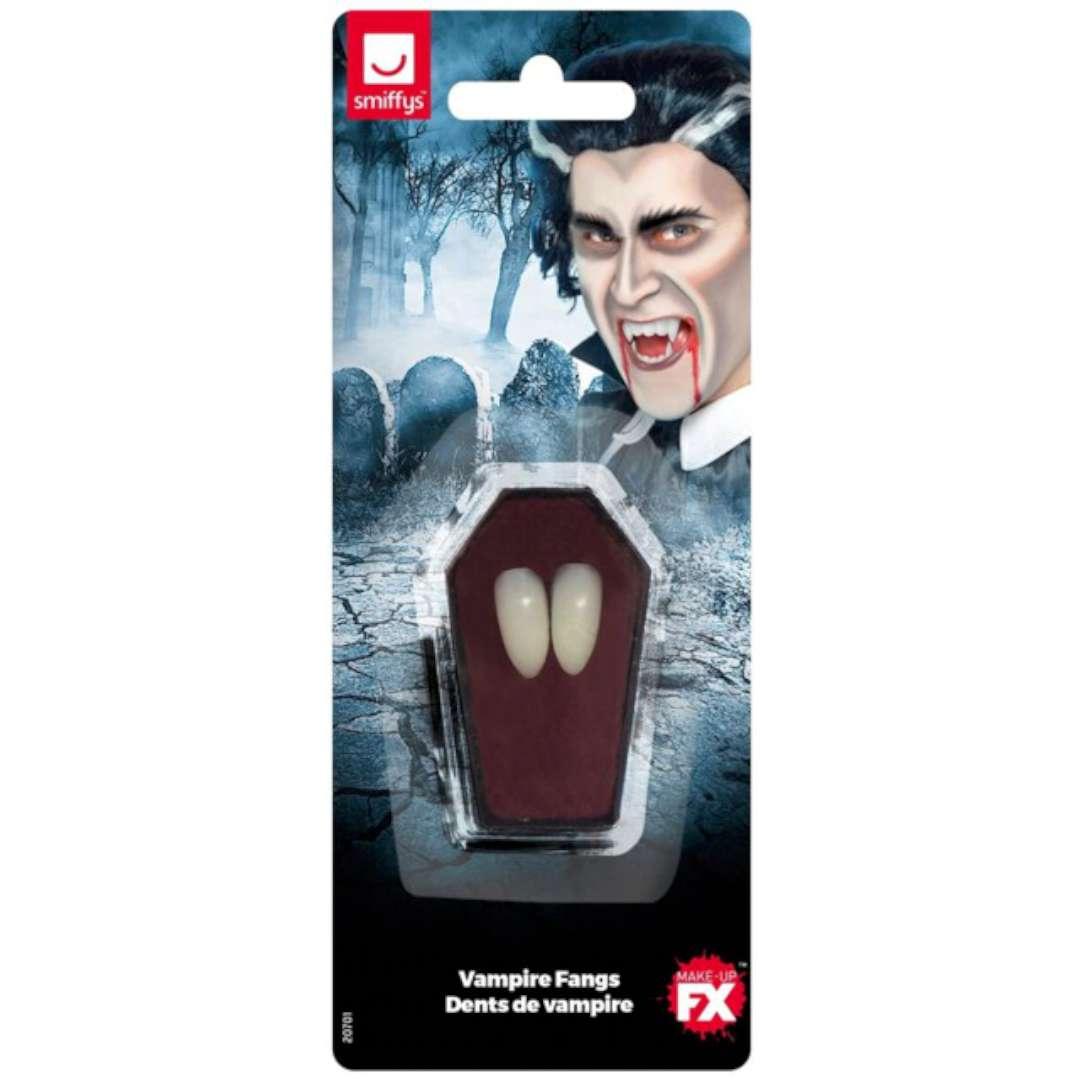 """Sztuczne zęby """"Kły Wampira"""", Smiffys"""