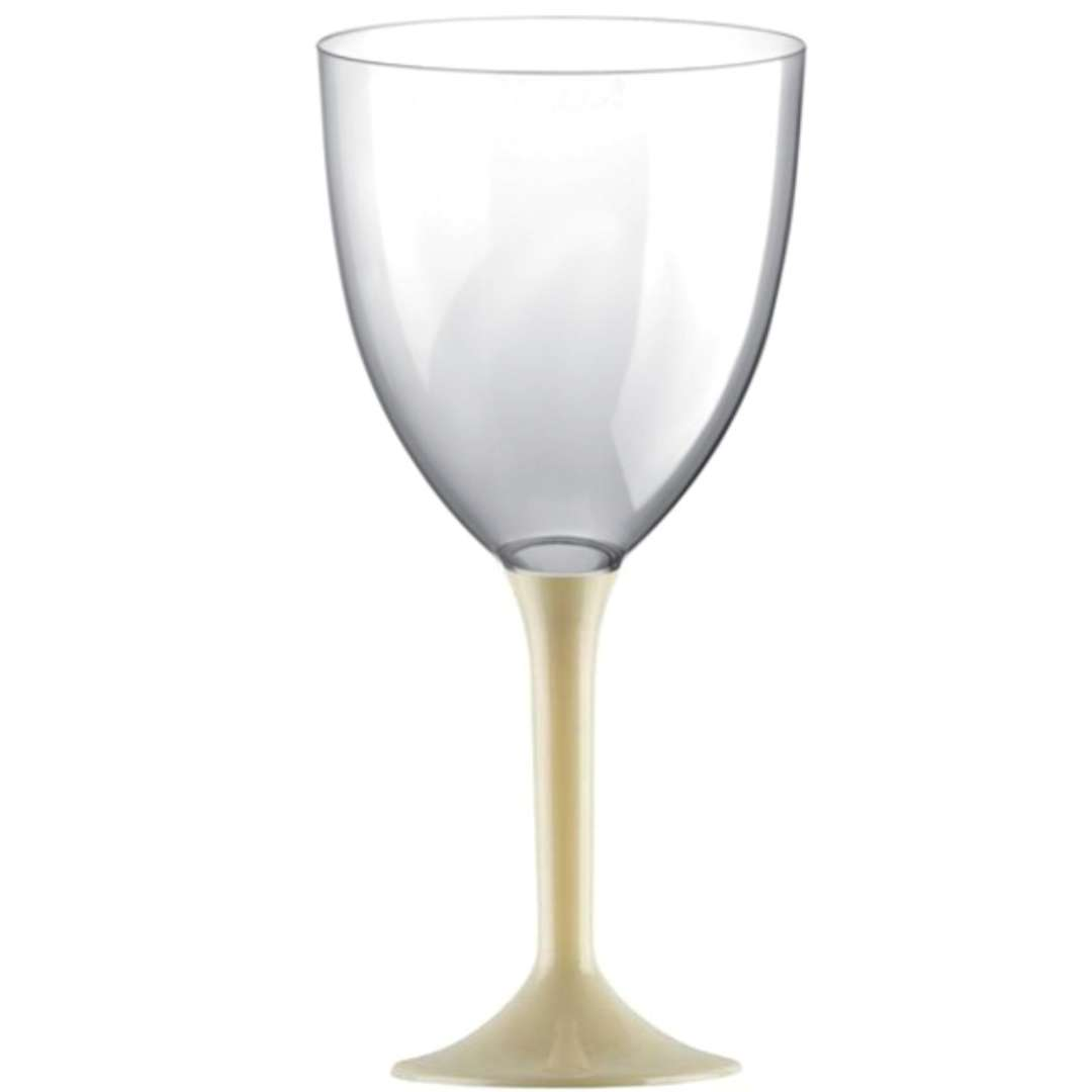 Kieliszki jednorazowe Wino XL szampańskie GoldPlast 300 ml 10szt