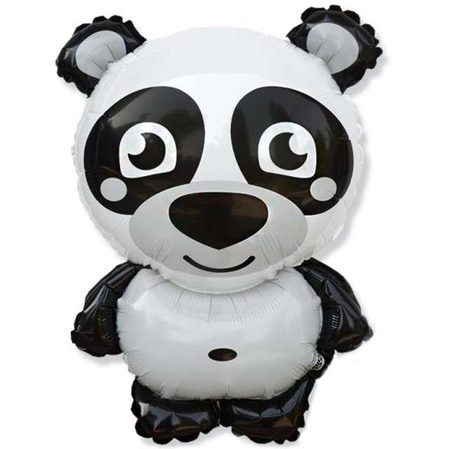 """Balon foliowy """"Panda"""", Dekoracje Polska, 24"""" SHP"""