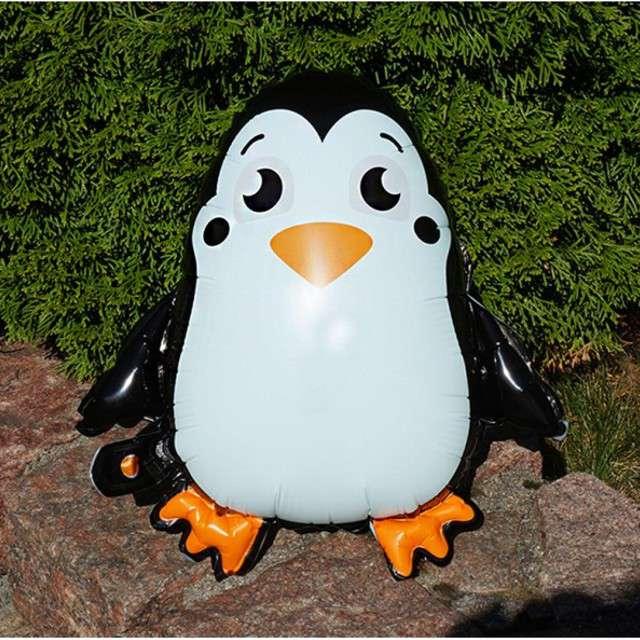 Balon foliowy Pingwin Dekoracje Polska 18 SHP