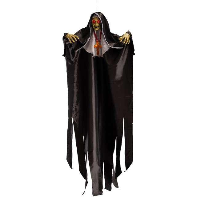 """Dekoracja wisząca """"Zakonnica Zombie"""", Carnival Toys, 135 cm"""