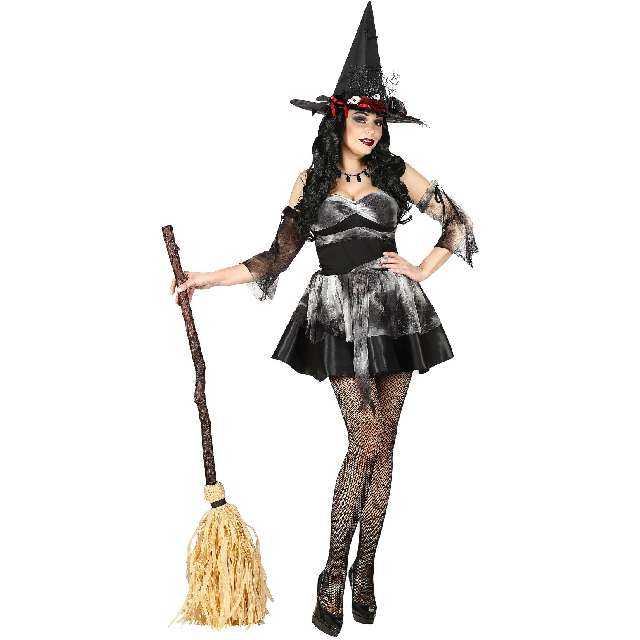 Miotła czarownicy Rozkładana Widmann 125 cm
