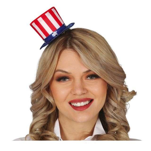 "Opaska party ""Amerykański melonik"", Guirca"