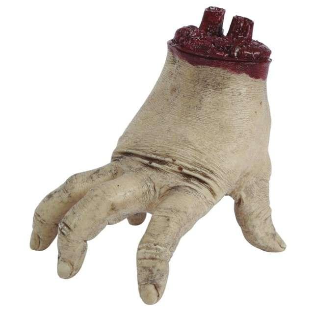 Dekoracja Ręka Zombie Guirca 15 cm