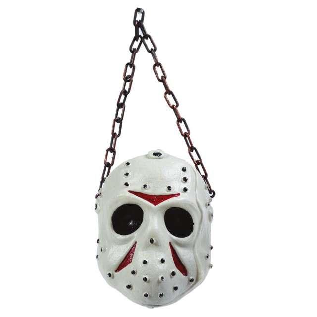 """Maska wisząca """"Hokejowa"""", Guirca, 36 cm"""