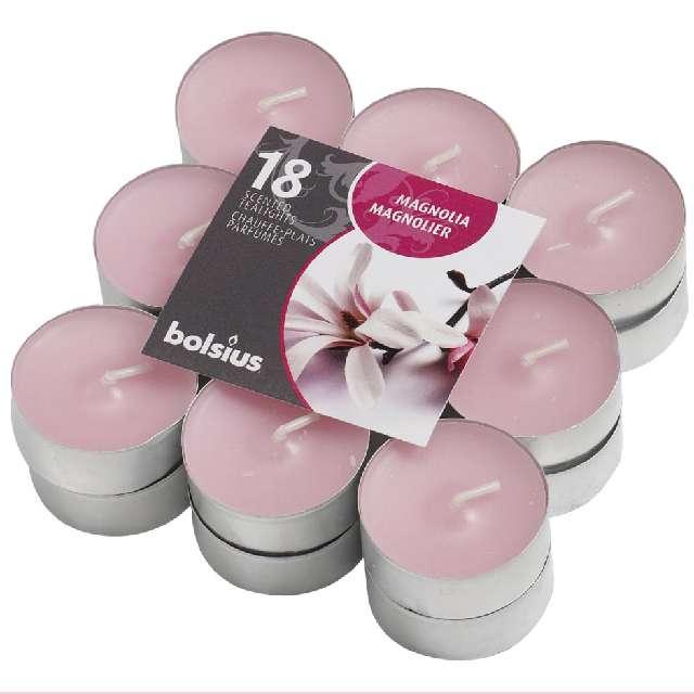 Podgrzewacz zapachowy Magnolia Bolsius 4h 18 szt
