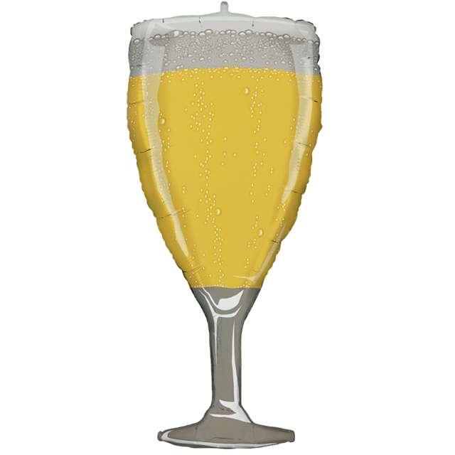 Balon foliowy Kieliszek szampana z bąbelkami Grabo 37 SHP