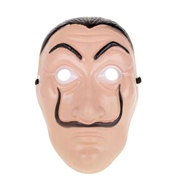 Maska El Profesor - Dom z Papieru plastikowa GadgetMaster