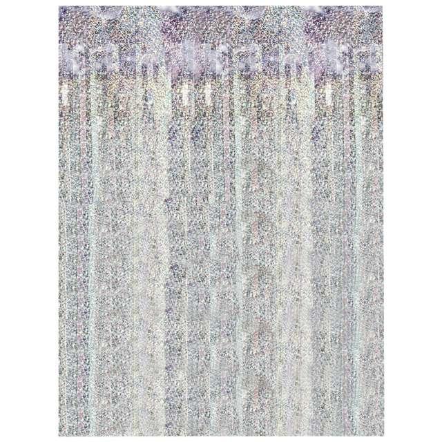 Kurtyna na drzwi Classic holograficzna Oaktree 200 x 100 cm