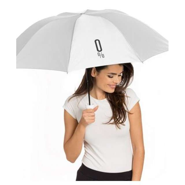 Parasol 0% alkoholu srebrna GadgetMaster