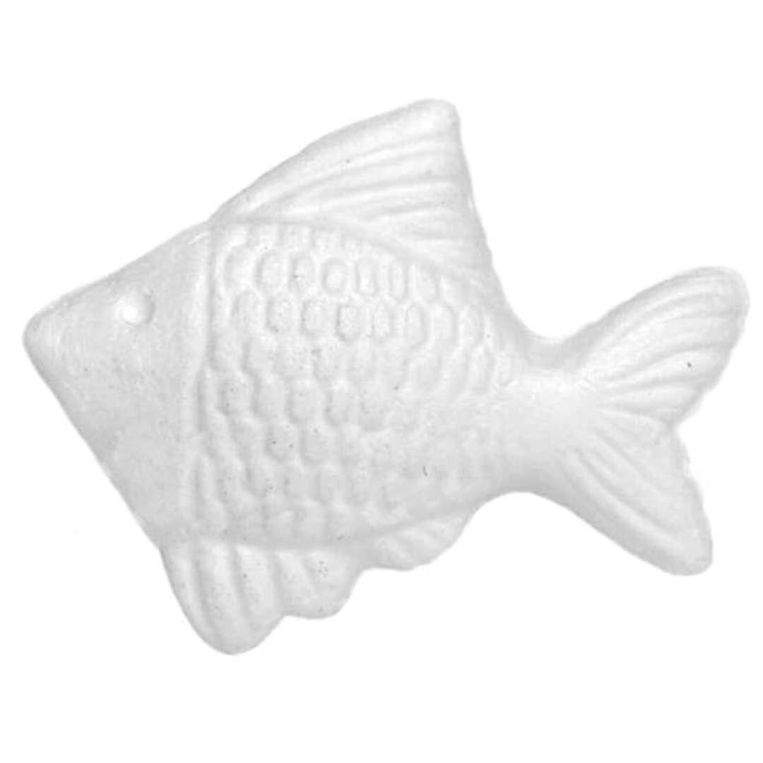 Styropian Rybka duża 85 mm (t) UNISAN 5 szt