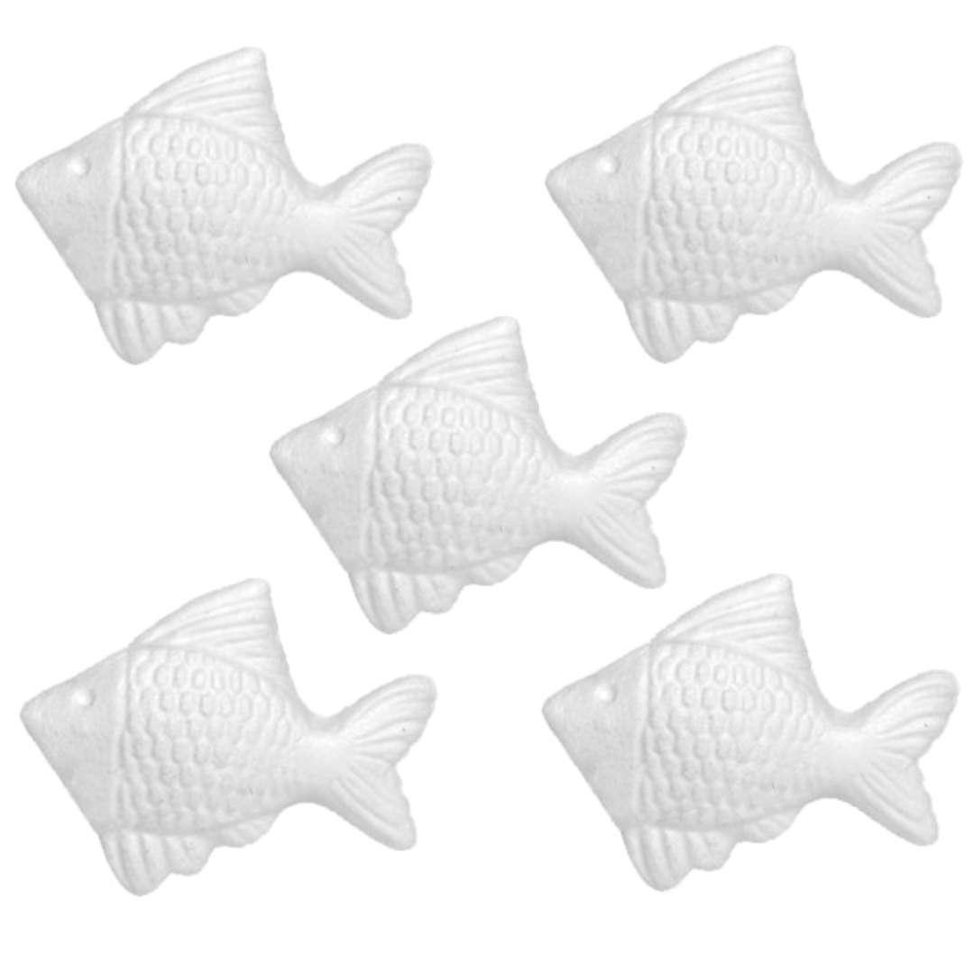 """Styropian """"Rybka duża"""", 85 mm (t), UNISAN, 5 szt"""