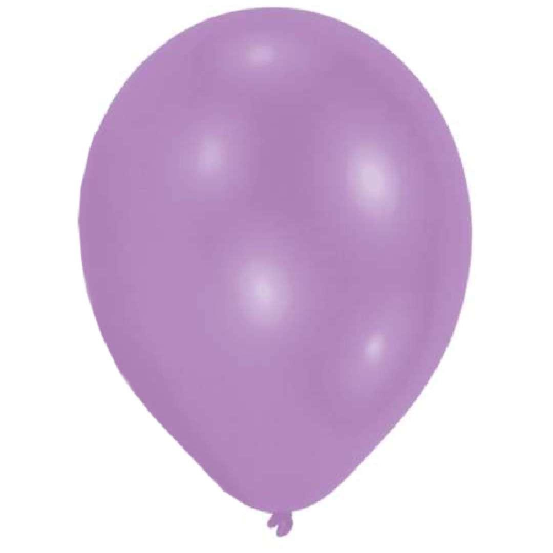 "Balony ""Classic"", fioletowe, AMSCAN, 11"", 10 szt"