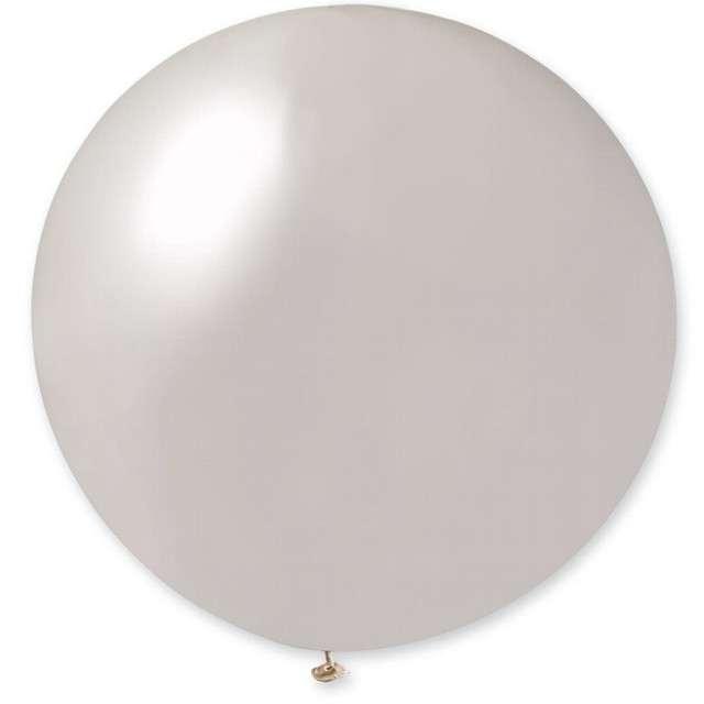 Balon Kula Olbrzym perłowa Godan 31