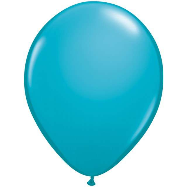 _xx_Balon QL 16 tropikalny niebieski / 50 szt.