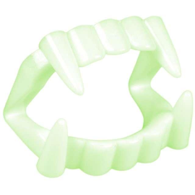 Sztuczne zęby Wampir świecące Arpex