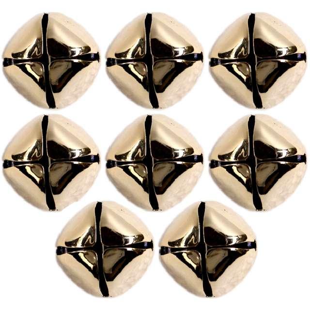 _xx_Dzwonek dzwoneczki złote 8 szt
