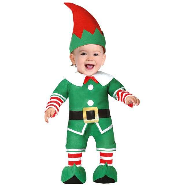 """Strój dla dzieci """"Elf"""", Guirca, 12-24 miesiące"""