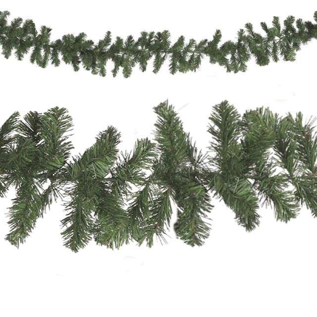 """Girlanda świąteczna """"Świerkowy łańcuch"""", Guirca, 210 cm"""