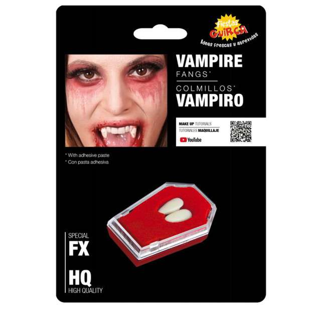 _xx_VAMPIRE FANGS WITH ADHESIVE