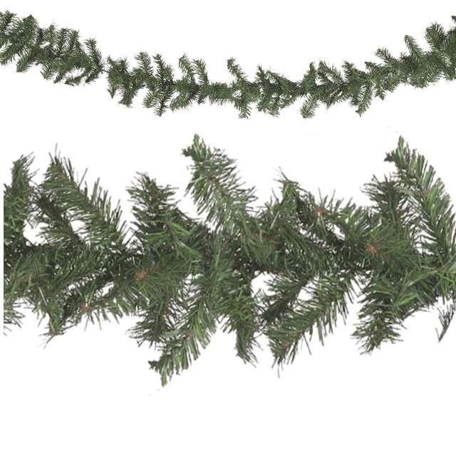 """Girlanda świąteczna """"Świerkowy łańcuch"""", Guirca, 270 cm"""