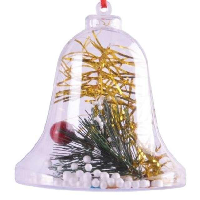 Bombka do dekorowania Dzwonek plastikowa Arpex 85 cm