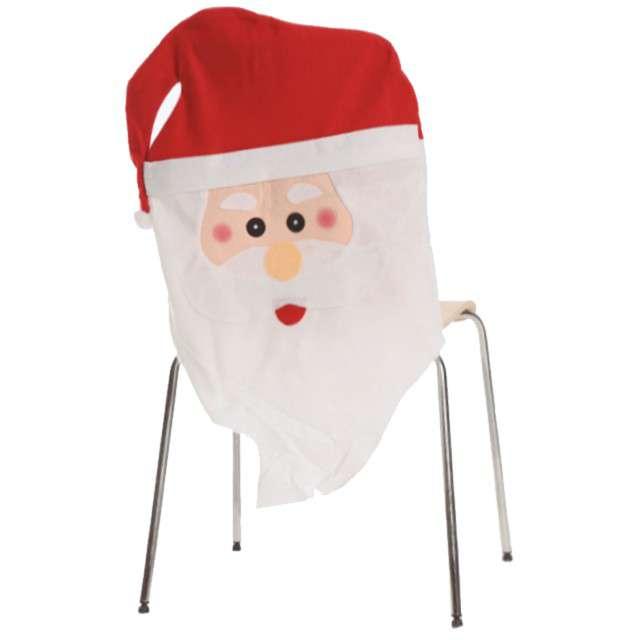 """Pokrowiec na krzesło """"Święty Mikołaj"""", Guirca"""