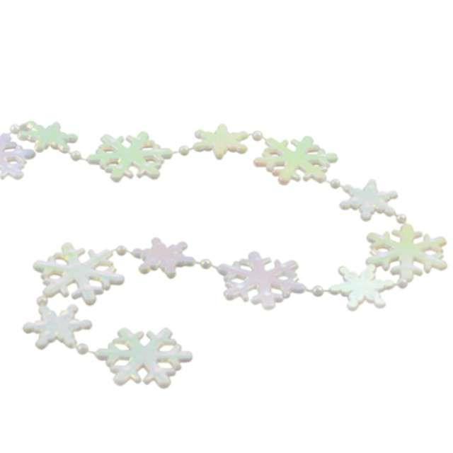 Łańcuch choinkowy Perłowe gwiazdki Arpex 270 cm