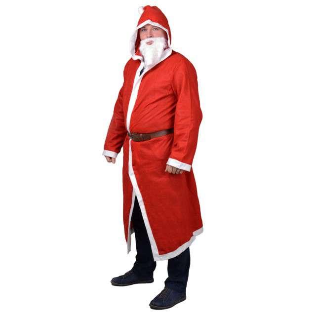 """Strój dla dorosłych """"Mikołaj płaszcz"""", Arpex, rozm. uniwersalny"""