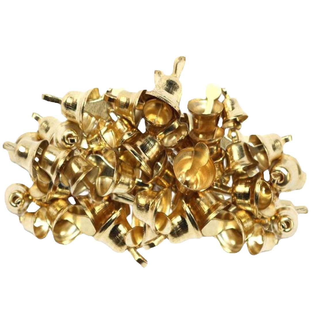 _xx_Dzwonki metalowe metal bells złoty