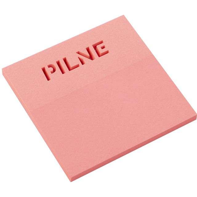 Karteczki samoprzylepne Z wycięciem - PILNE D.RECT 75 x 75 mm 50 kartek