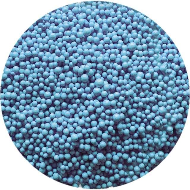 "Styropian ""Kuleczki 4-6 mm"", błękitne, Titanum, 8 g"