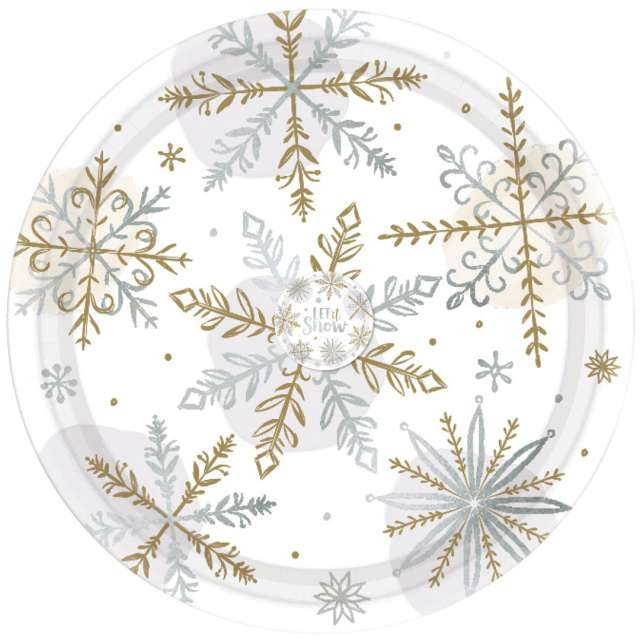 _xx_Spray Centrepiece Happy New Year Foil / Paper