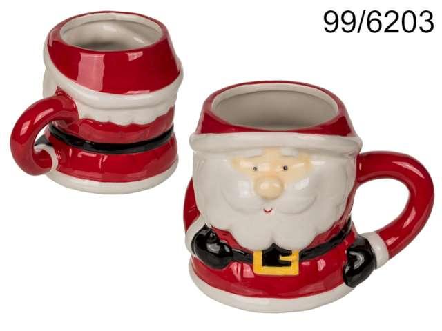 _xx_Kubek bożonarodzeniowy ?więty Mikołaj