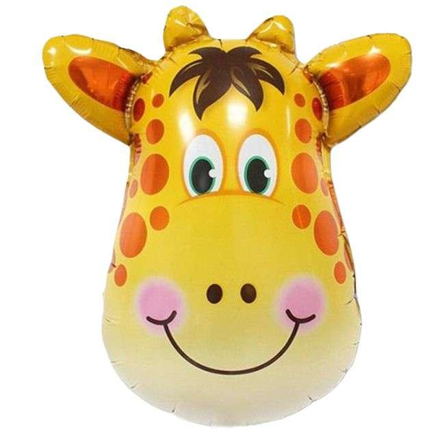 _yy_Balon żyrafa / foliowy