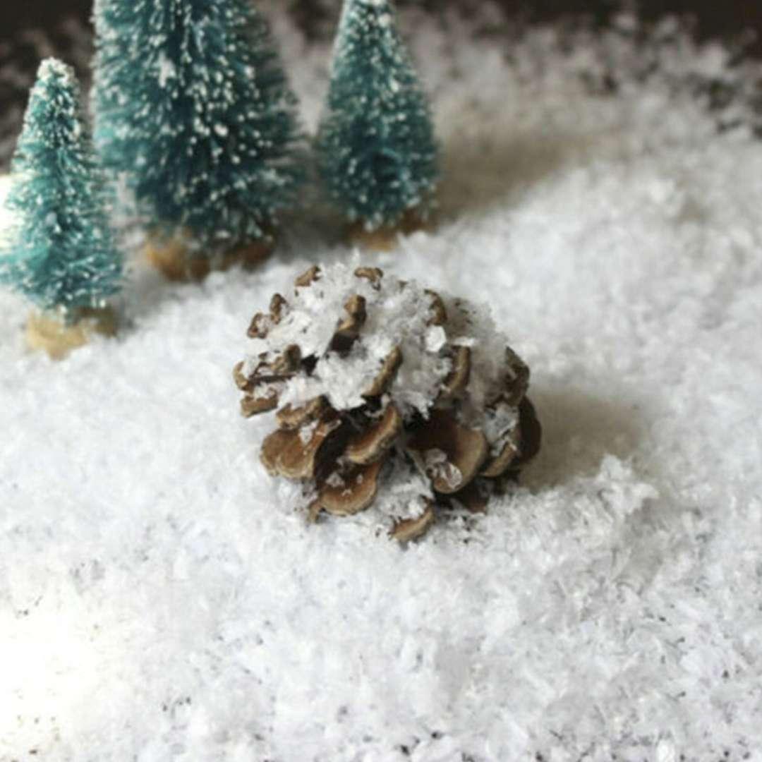 Dekoracja Sztuczny Śnieg Czakos 20 g