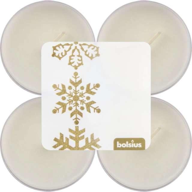 Podgrzewacz zapachowy Merry Christmas - Wanilia Bolsius 8h 8szt